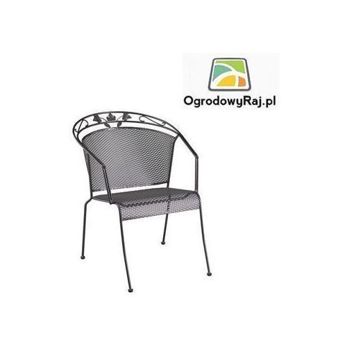 TOLEDO Fotel z możliwością sztaplowania 0101702-7000 ze sklepu OgrodowyRaj.pl