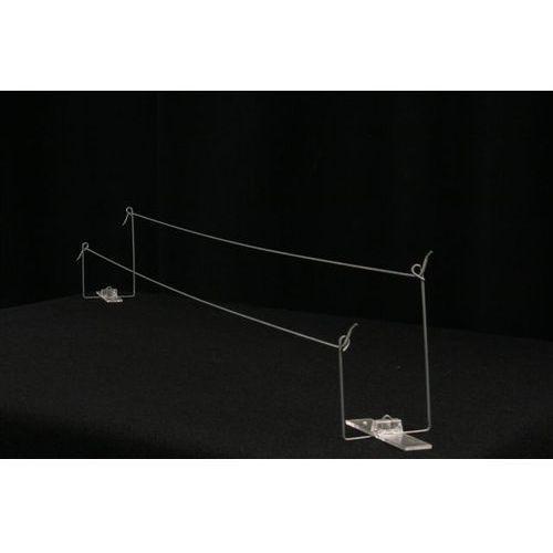 Ruchome Pręty Cable Bird - dł.0,5m,szer. chroniona: 5-12cm, produkt marki Ecopic
