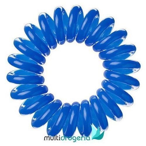 Oferta INVISIBOBBLE Navy Blue Niebieskie gumki do włosów 3 pack