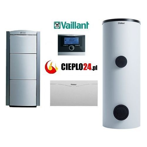 Towar  ecoVIT/4 exclusiv VKK 286/4 + VIH S 300 + calormatic 470 + VR 68/2 pakiet 27 kod 0010007514-S3R z kategorii kotły gazowe