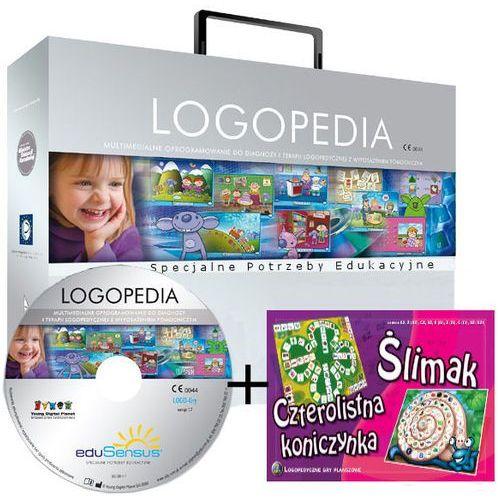 EduSensus Logopedia 2.0 - pakiet poszerzony