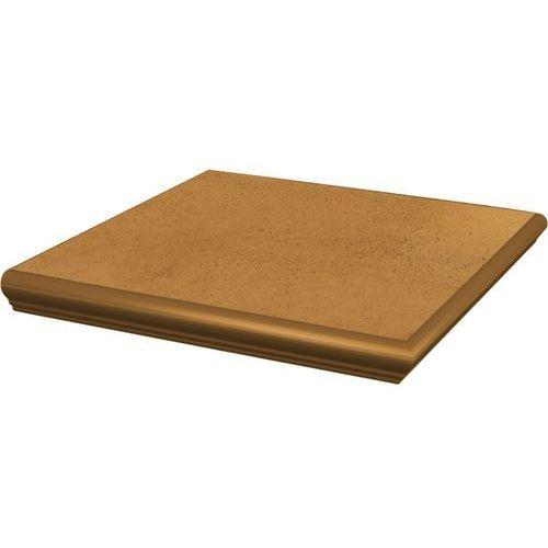 Aquarius Brown Stopnica Narożna z kapinosem 33x33 (glazura i terakota)