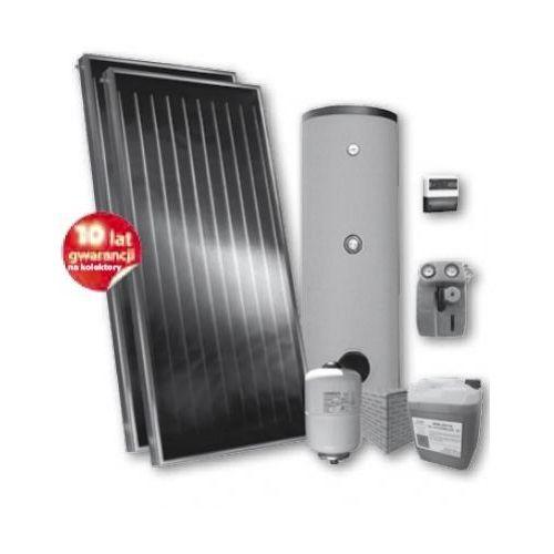 Oferta Immergas IMMERSOLE SUPER 2 x 2.6 + 300 INOX - zestaw solarny z kat.: ogrzewanie