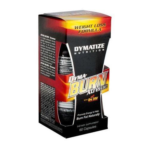 dyma-burn xtreme 60 kaps wyprodukowany przez Dymatize