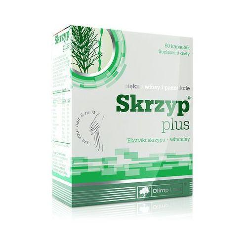 Olimp Skrzyp Plus kaps. 0,43g 60kaps.(blis, postać leku: kapsułki