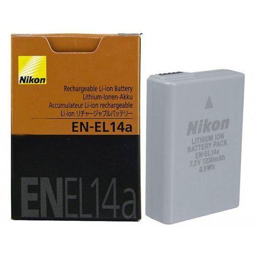 Akumulator  EN-EL14a, marki Nikon do zakupu w EUROMEGA
