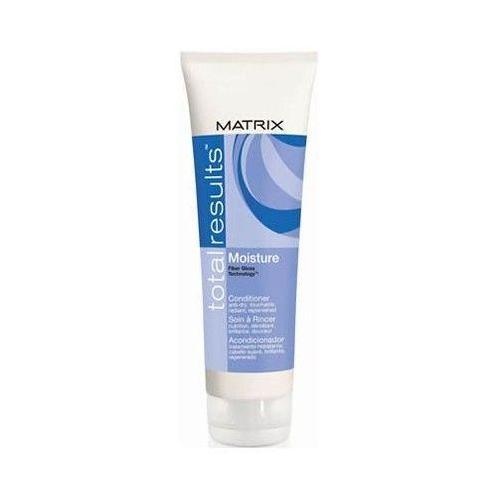 Matrix Total Results Moisture Conditioner 250ml W Odżywka do włosów do włosów suchych - produkt z kategorii- odżywki do włosów