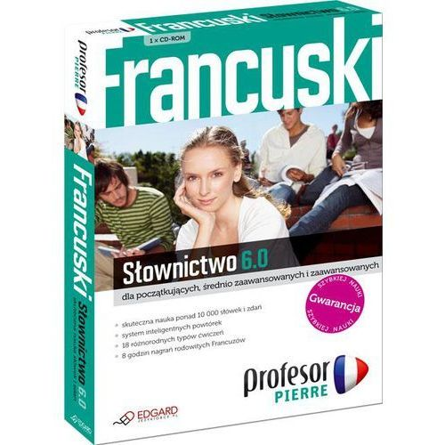 Produkt Profesor Pierre 6.0 Słownictwo