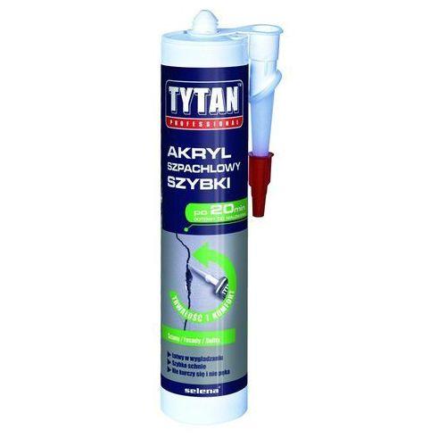 Akryl SZPACHLOWY TYTAN (izolacja i ocieplenie)