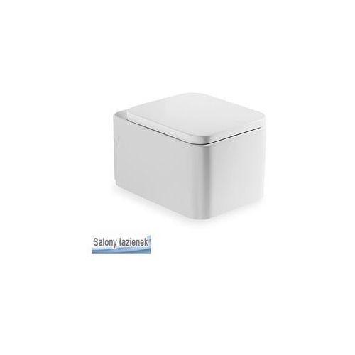 Produkt z kategorii- pozostałe artykuły hydrauliczne - Miska WC podwieszana Element Roca (A34657700M)