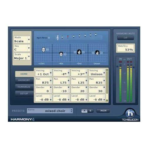 TC Electronic Harmony 4 PowerCore - produkt z kategorii- Pozostałe oprogramowanie