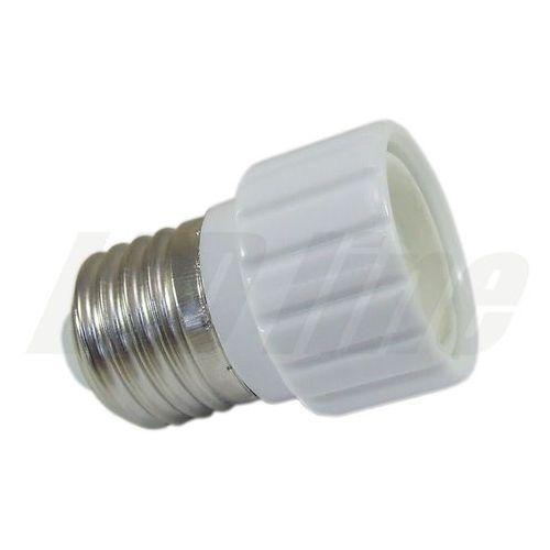 LED line Przejściówka adapter żarówki E27 > GU10 3018 z kategorii oświetlenie
