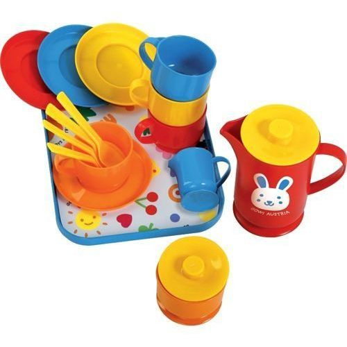 Serwis do Kawy do zabawy dla dzieci oferta ze sklepu www.epinokio.pl