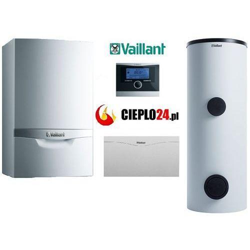 Towar  ecoTEC VC Plus 306/5-5 + VIH S 500 + calormatic 470 + VR 68/2 pakiet 23 kod 0010011714-S5R z kategorii kotły gazowe