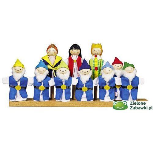 Oferta Królewna śnieżka i 7 krasnoludków - pacynki na palec, 51679-Goki, teatrzyki dla dzieci (pacynka, kukiełka)