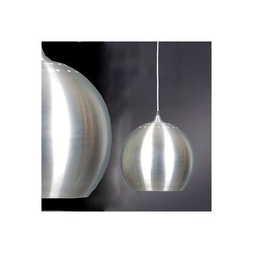 Kulista LAMPA wisząca OPRAWA metalowa nad stół POLAR Italux MDE129/1 IP20 satyna - sprawdź w MLAMP.pl - Rozświetlamy Wnętrza
