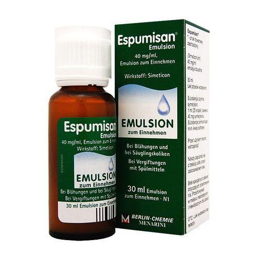 Espumisan krop.doustne 0,04 g/ml 30 ml (butelka) - produkt farmaceutyczny