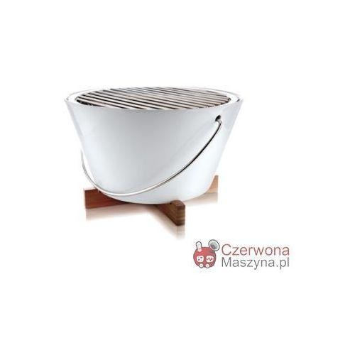 Grill stołowy  O 30 cm, biały, produkt marki Eva Solo