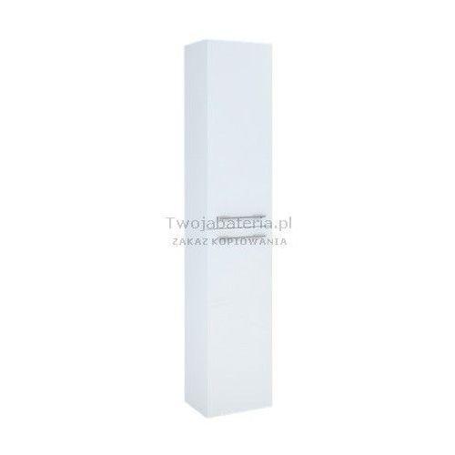 Elita Meble Barcelona White słupek wiszący szer. 30 cm 164345 - produkt z kategorii- regały łazienkowe