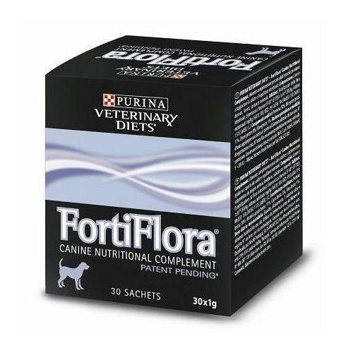 Artykuł PVD FortiFlora Dog Probiotyk dla psów 30g - 30 saszetek z kategorii witaminy dla psów