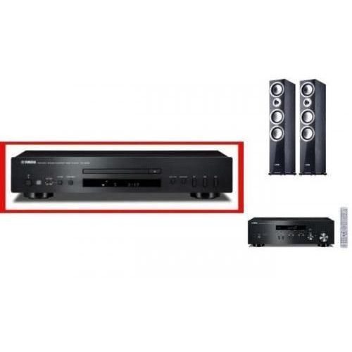 YAMAHA R-N301 + CD-S300 + CANTON CHRONO 508.2 - Tanie Raty za 1%