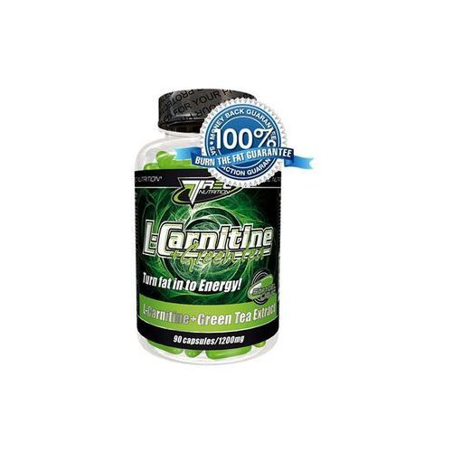 L-Carnityne + Green tea 180 kaps.