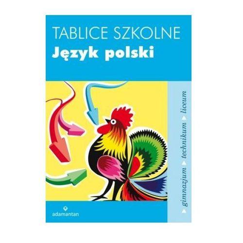 Tablice szkolne. Język polski - oferta [5546e40261622499]