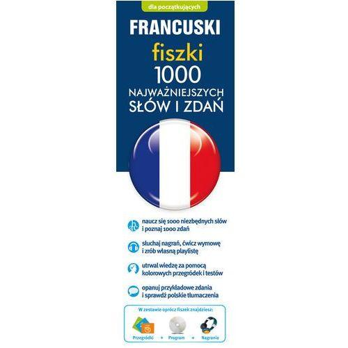 Francuski fiszki 1000 najważniejszych słów i zdań + CD-ROM - oferta [3504eb04711285f4]
