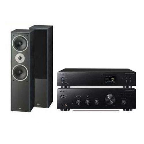 Artykuł PIONEER A-10 K + N-50 + MAGNAT 800 z kategorii zestawy hi-fi