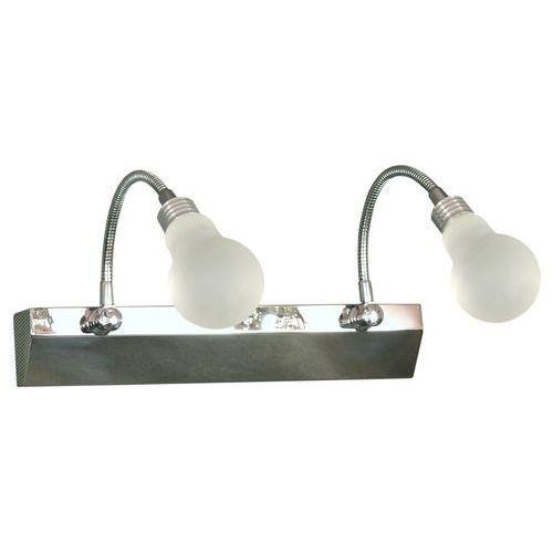 Kinkiet CANDELLUX Acrylic LED 22-27054 Chrom + DARMOWA DOSTAWA! z kategorii oświetlenie