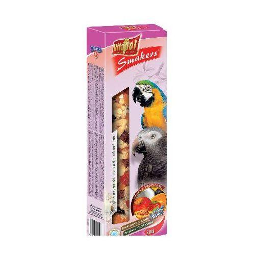 Smakers Kolby XXL Tropicana dla dużych papug 2 sztuki, Vitapol