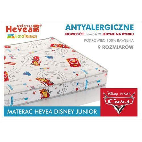 Produkt HEVEA MATERAC WYSOKOELASTYCZNY Disney Junior 180x90, marki Hevea