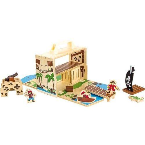 Wyspa piracka w walizce - zabawka dla dzieci - produkt dostępny w www.epinokio.pl