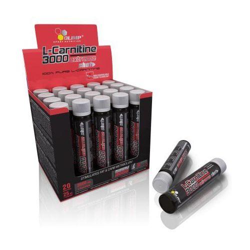 Olimp l-carnitine 3000 extreme shot ampułka 25ml wiśnia wyprodukowany przez Olimp labs
