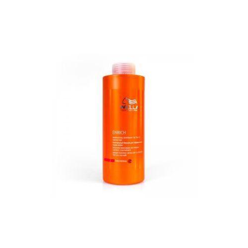 Wella Enrich odżywka nawilżająca do włosów suchych cienkich i normalnych, 1000ml - produkt z kategorii- odżywki do włosów