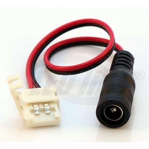 LED line Złączka do taśm LED 8mm + przewód z gniazdem DC 3530 z kategorii oświetlenie