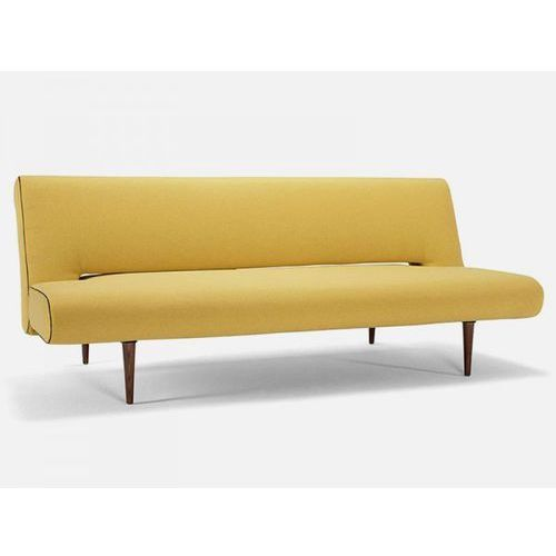 Sofa Unfurl musztardowa 554  772001554-3-2, INNOVATION iStyle