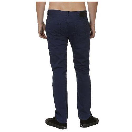jeansy DC Skinny Overdyed - ESU/Estate Blue - produkt z kategorii- spodnie męskie