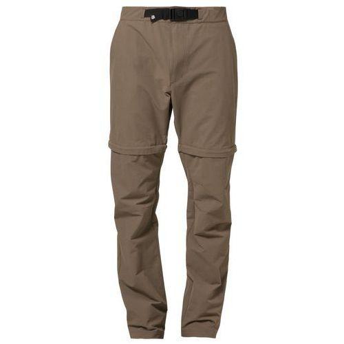 Produkt z kategorii- spodnie męskie - Lafuma Spodnie materiałowe brązowy