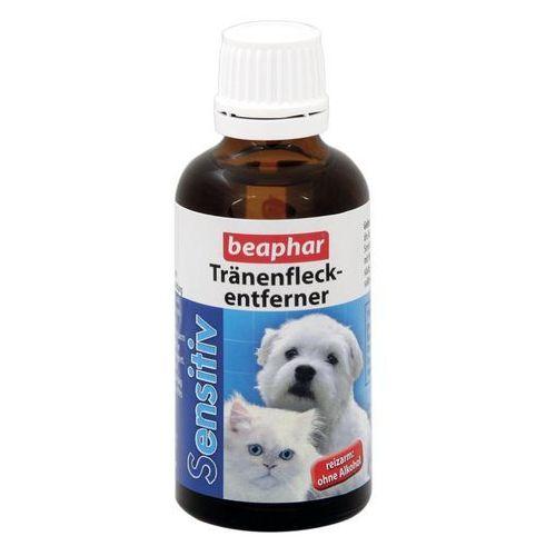 Artykuł Tranenfleckentferner 50 ml - preparat do pielęgnacji okolic oczu i uszu z kategorii witaminy dla psów