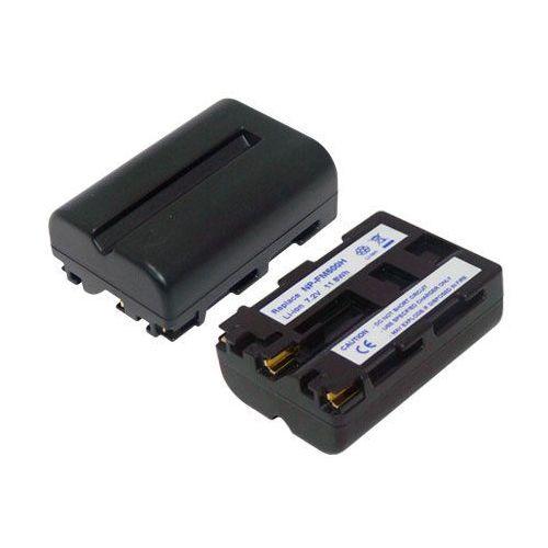 Hi-Power Bateria do aparatu cyfrowego SONY NP-FM500H z kat. akumulatory dedykowane