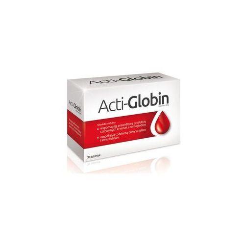 [tabletki] ACTI-GLOBIN 30 tabletek