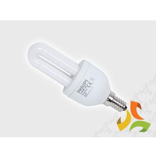 Świetlówka energooszczędna PHILIPS 6W (25W) E27 ECONOMY ze sklepu MEZOKO.COM