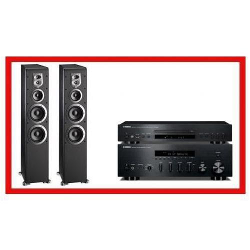 YAMAHA R-S500 + CD-S300 + JBL ES 80 - wieża, zestaw hifi - zmontuj tanio swój zestaw na stronie