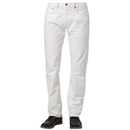 Levi's® 501 ORIGINAL FIT Jeansy Straight leg white light - produkt z kategorii- spodnie męskie