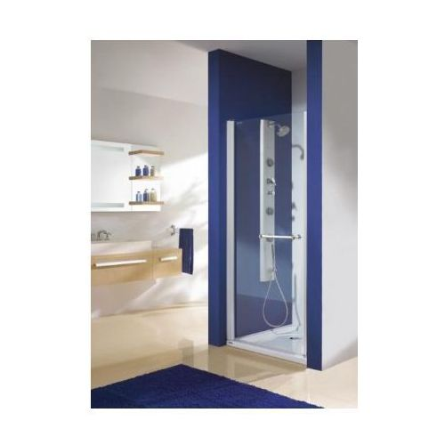 Oferta drzwi prysznicowe otwierane 80 cm Sanplast DJL Prestige II 600-072-0731-10-281 (drzwi prysznicowe)