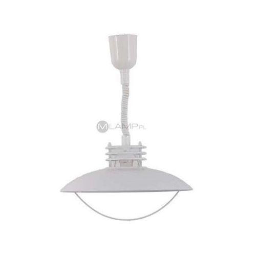 ZWIS regulowany LAMPA wisząca OPRAW do kuchni UFO WHITE Nowodvorski 050/00 biały - sprawdź w MLAMP.pl - Rozświetlamy Wnętrza