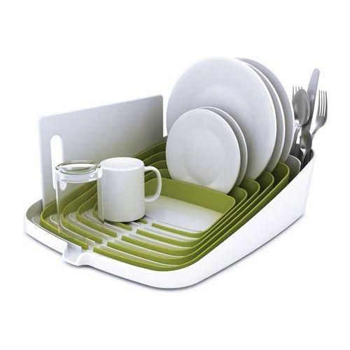 Joseph Joseph - ociekacz do naczyń - Arena - biało-zielony - Biało-zielony - produkt z kategorii- suszarki do naczyń