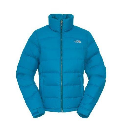 Towar  W Nuptse 2 Jacket Brilliant Blue M z kategorii kurtki dla dzieci