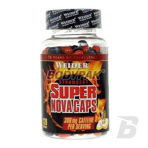 super nova - 120 kaps. wyprodukowany przez Weider